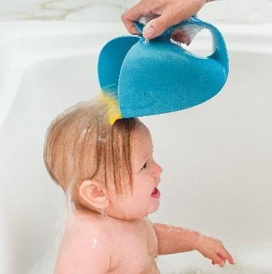 baby body wash with Tear-Free Formula