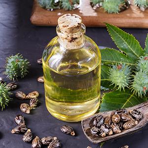 Mamaearth argan oil for hair with castor