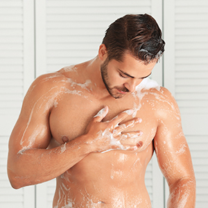 Ubtan Body Wash for Deep Cleansning