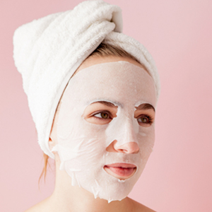 Rice Water Bamboo Sheet Mask For Deeply Hyderation