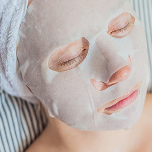 CoCo Bamboo Sheet Mask for Deeply Nourishes