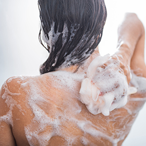 Charcoal Body Wash for  Deep-Cleansing