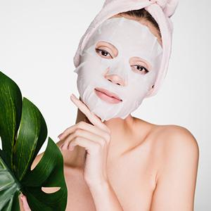 Vitamin C Bamboo Sheet Mask Gives Radiant Glow