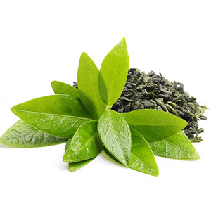 Ubtan Bamboo Sheet Mask green tea
