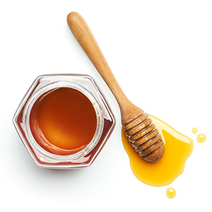 Hyaluronic Bamboo Sheet Mask with Honey