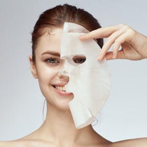 Ubtan Bamboo Sheet Mask for Intense Hydration