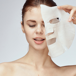 CoCo Bamboo Sheet Mask for Intensely Hydrates