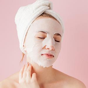 Rice Water Bamboo Sheet Mask Makes Skin Glow