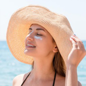 gel sunscreen for Provides Hydration