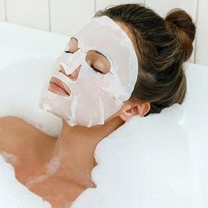 sheet mask for fine lines