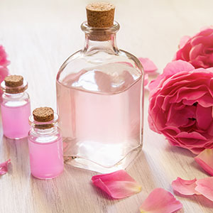 micellar water foaming makeup remover with rose water