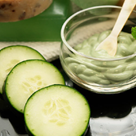 Apple Cider Vinegar Foaming Face Wash with Cucumber