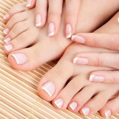 castor oil nails