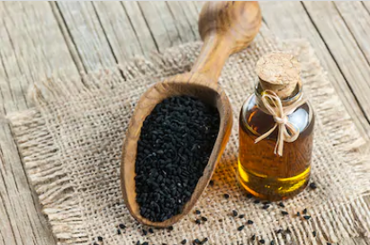 Onion Seed Oil for hair growth