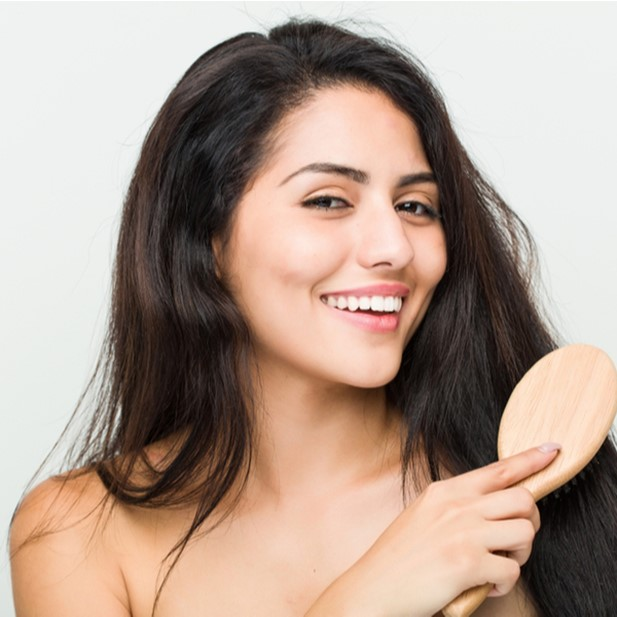 Rice Water Shampoo for Prevents Hair Breakage
