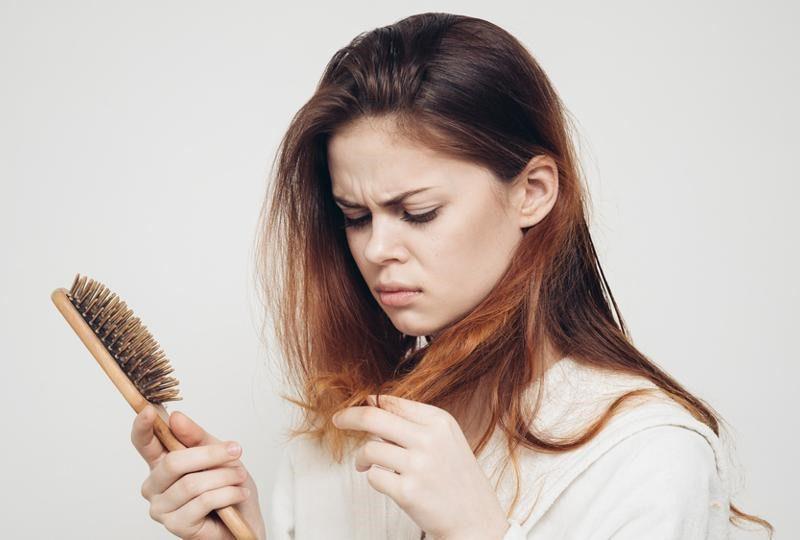 Onion Shampoo reduces hair fall